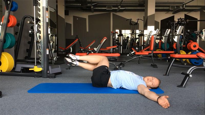Упражнение для здорового позвоночника 06