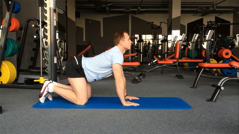 Упражнение для здорового позвоночника 09
