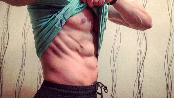 Упражнения для косых мышц живота для мужчин