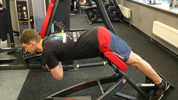Упражнение гиперэкстензии 4 варианта