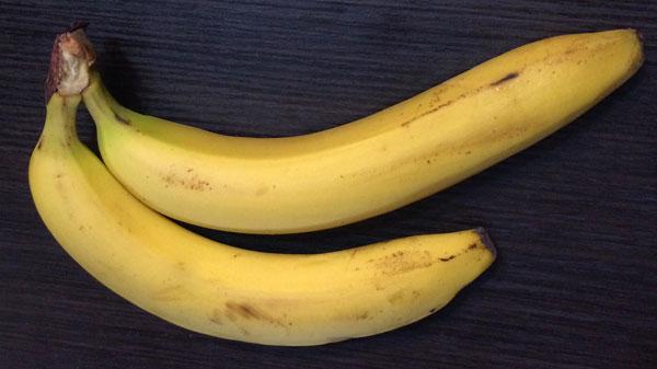 Бананы - быстрые углеводы