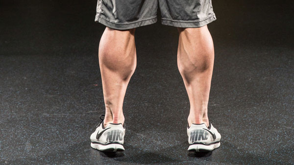 Упражнения для похудения икр ног в домашних условия